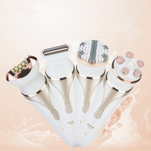 Electric Epilator Hair Removal Trimmer 4 in 1 Electric Facial Care Machine for W