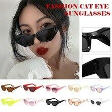 새로운 패션 빈티지 선글라스 여성 브랜드 디자이너 Retro Sunglass 직사각형 Sun Glasses Oculos Lunette De Soleil Femm