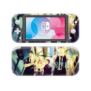 Image 5 - NintendoSwitch Miếng Dán Da Tokyo Ghoul Decal Dành Cho Máy Nintendo Switch Lite Bảo Vệ Nintend Công Tắc Lite Miếng Dán Da