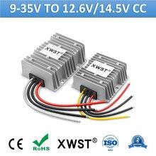 DC DC Battery Charger 12v 24v to 12v 12.6v 13.v 14.5v Lead Constant Current 5A 8A 12A 15A 20A 22A 25A CC Battery Charger