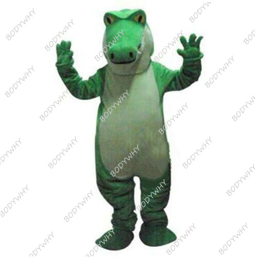 Dragon Mascot Costume Suit Cosplay Party Game Dress Outfit Halloween Adult 2019