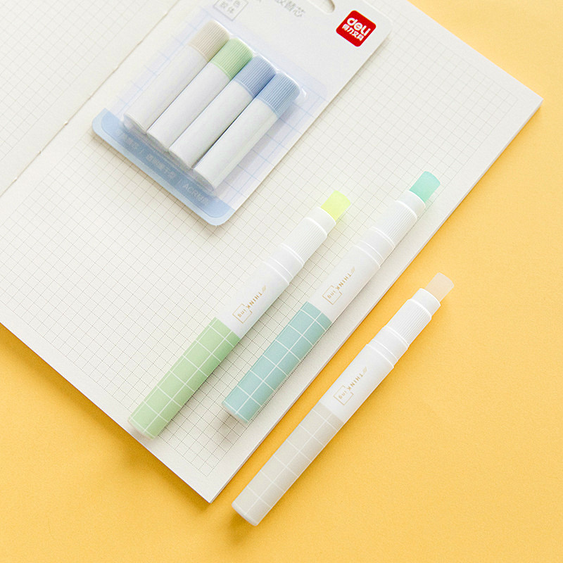 1 Pcs Simple Glue Stick Candy-colored Transparent Solid Glue Cute Stick Glue Portable Glue Pen Stationery School Office Glue