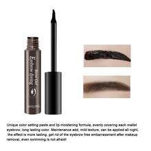 Waterproof Makeup Eye Brow Gel Coffee Black Brown Color Eyebrows Gel Paint Eyebrow Tint Mascara Kit Eye Brow Makeup Tools TSLM1 cheap ELECOOL Other 1PCS Full Size Long-lasting Easy to Wear Natural General
