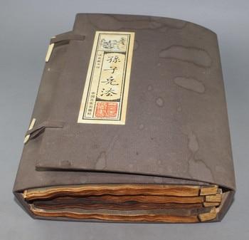 Antiguo chino sobre el libro de arte de la guerra chino antiguo-el arte de War1.2.3.4. фото