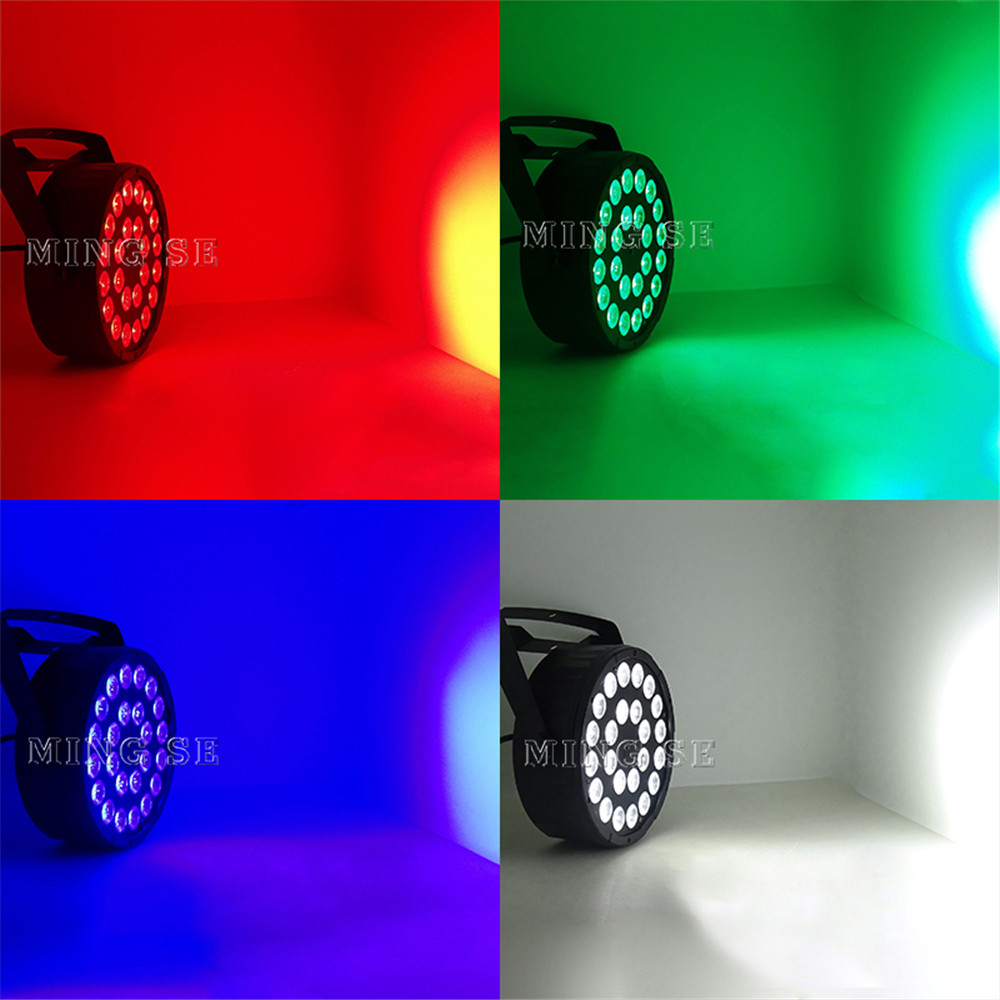 luz par de led com controle remoto 04
