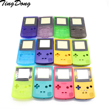 New Full Housing Shell Cover for Nintendo Game boy Color GBC Repair Part Pack