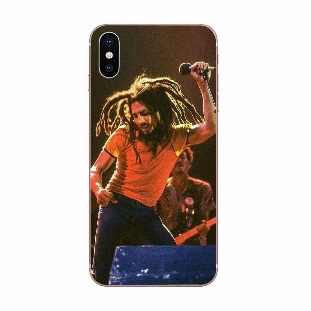 Боб Marleys раста регги мягкий TPU с изображением розового цвета для Galaxy J1 J2 J3 J330 J4 J5 J6 J7 J730 J8 2015 2016 2017 2018 mini Pro