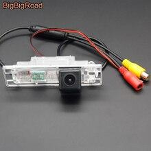 BigBigRoad For BMW Mini Couper Countryman 1 Series 120i E81 E87 135i 640i  Vehicle Wireless Rear View Camera HD Color Image