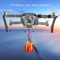 USB Charging Drone Thrower Delivery Device Transport Gift Air Dropping Wedding Proposal Dispenser Durable For DJI MAVIC PRO
