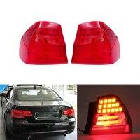 JIUWAN 2 Pcs/1 Pcs Tail Light for BMW 3 SERIES E90 2008 2009 2010 2011 Rear Lamp LED Light Left / Right Side Car Assembly