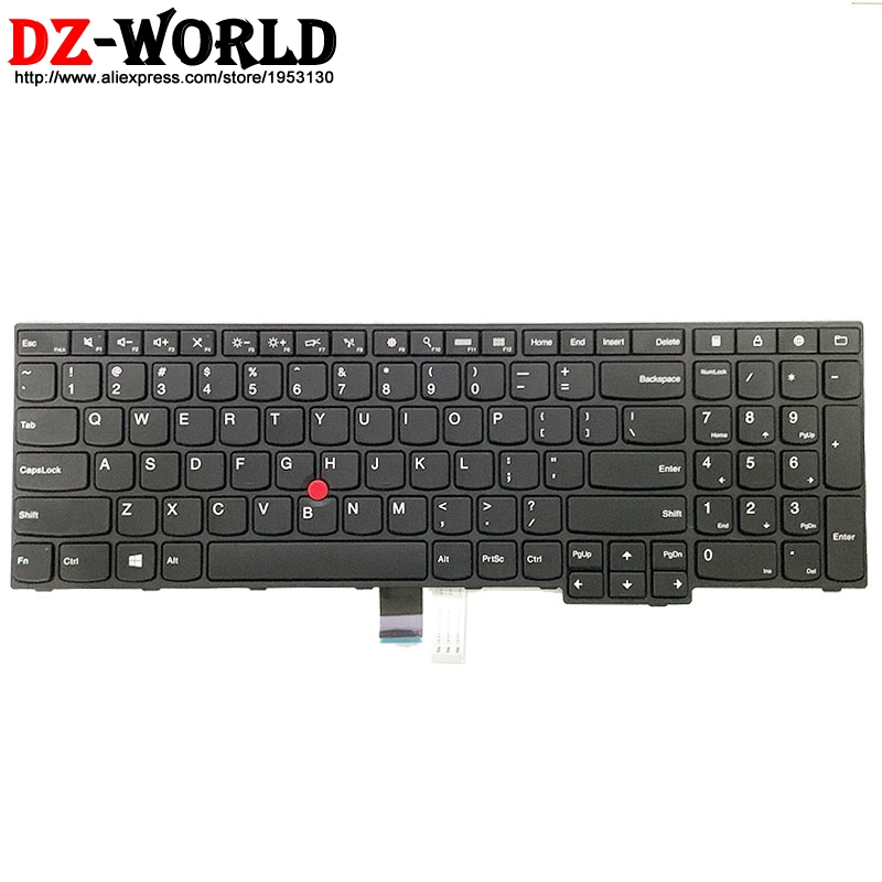 US English New Keyboard For Lenovo Thinkpad E550 E550C E555 E560 E565 Laptop 00HN074