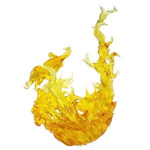 Tamashii эффект пламени модель Kamen Rider Figma SHF фигурку огонь сцен игрушки специальный эффект игрушки аксессуары