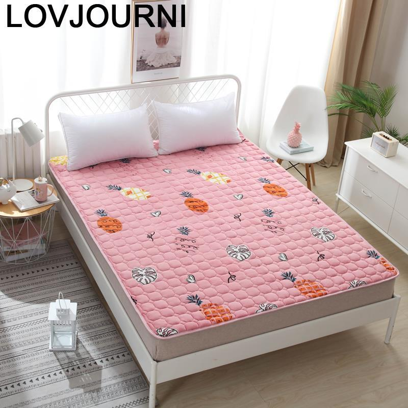 De Cama Tatami Topper Materasso Lit Colchones Matratze Mattresses Foldable Baby Bed Colchon Materac Matras Matelas Crib Mattress