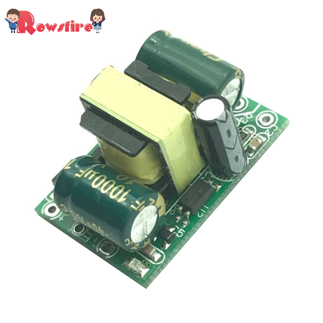 1/3/5 Pcs 5V 700mA(3.5W) 220 To 5V Isolated Switching Power Supply Module /AC-DC Step Down Module