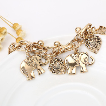 GlintLife | Elephant anklet bracelet | Jewel for your ankles