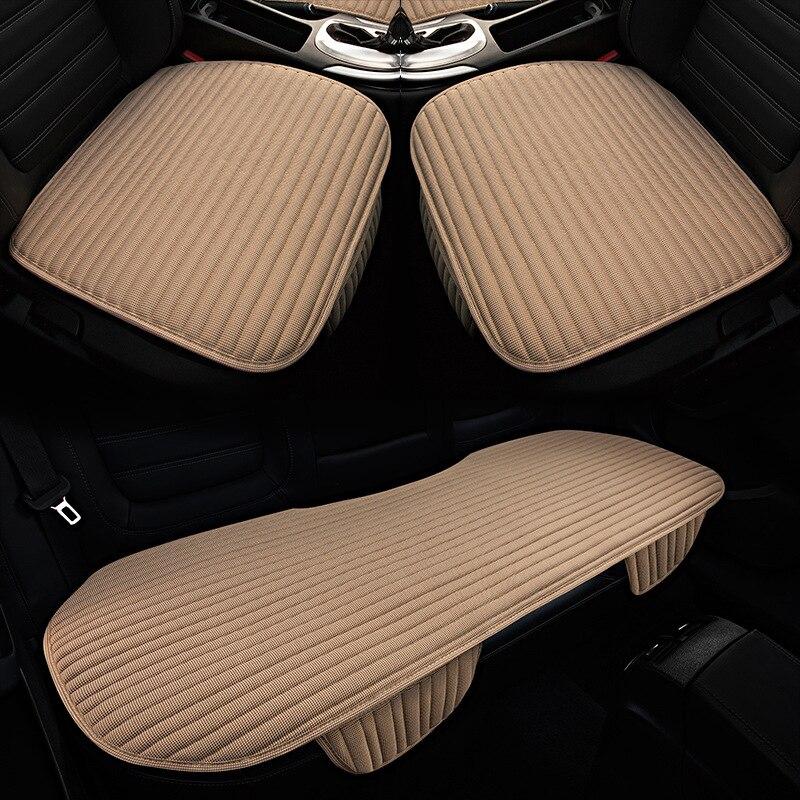 Housse de siège Auto intérieur housses de protection de siège pour mercedes benz classe S w140 w221 classe C W202 T202 W203 T203 W204 W205 c20