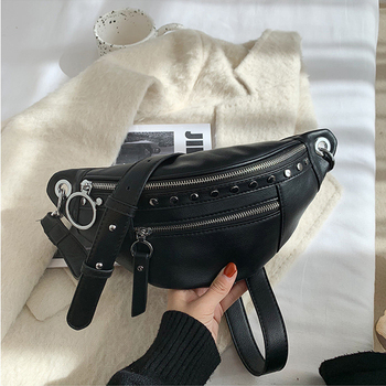 Chest Bag Backpack Bags For Women 2020 Sac Femme Bolsos Mujer De Marca Famosa Bolsa Feminina High Quality Borse Da Donna