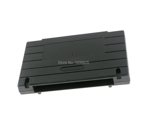 Image 5 - US Version Game Cartridge Plastic Shell 16 bit game card Housing case for SNES/S FC with 2 screws