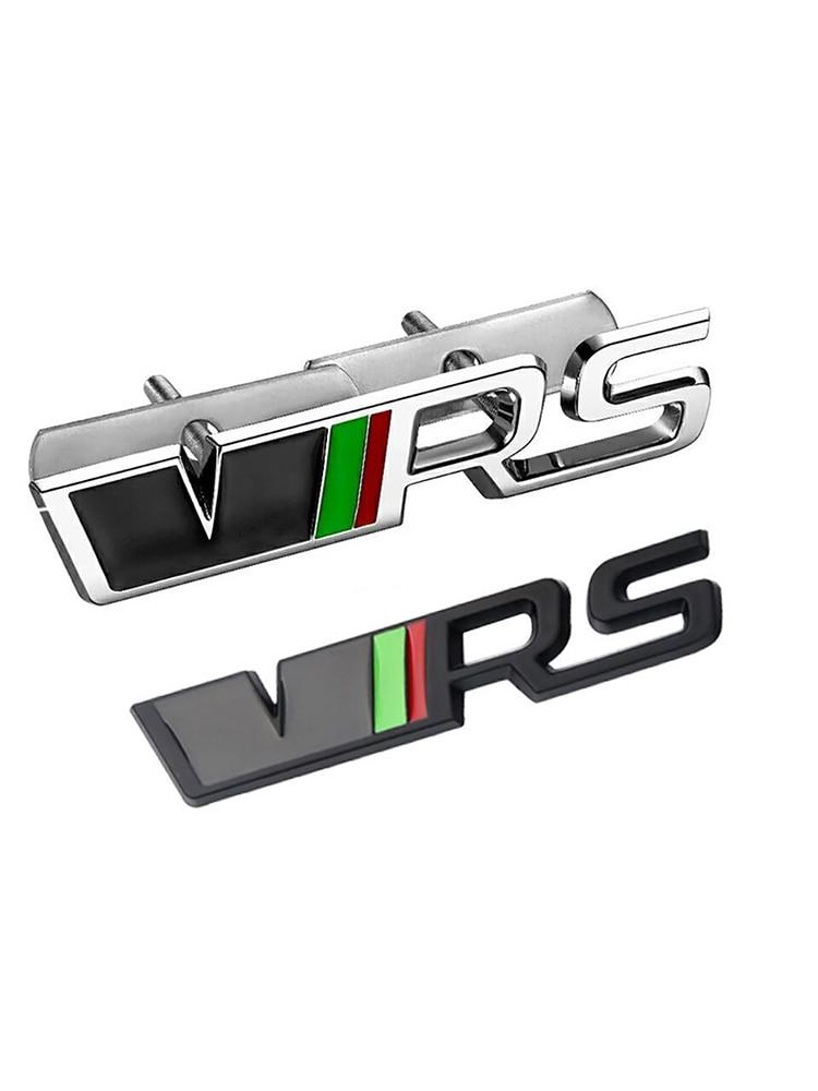 Vinyle Autocollant Voiture Vitre Arrière Sunstrip Logo Graphique Décalque VW BMW Ford Peugeot