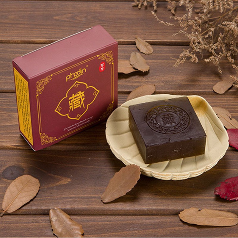 Herbal Soap Ginseng Handmade Soap Remove Blackheads Deep Cleansing Oil Control Cleansing Facial Sabun