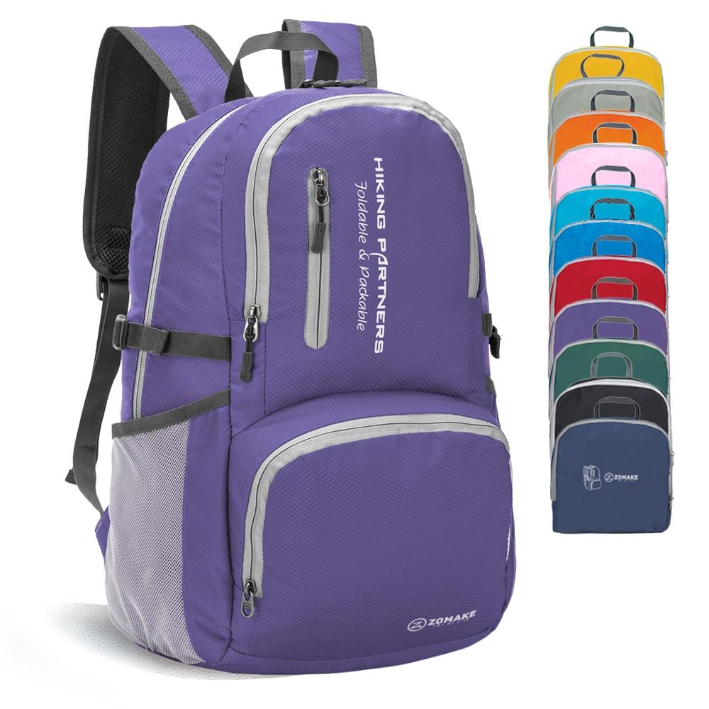 30L Men Women Climbing Bag Outdoor Fishing Bags Waterproof Travel Trekking Backpack Hiking Camping Rucksack Sports Gym Bags