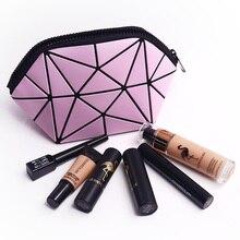 GUANYULAN Professional Makeup Set Bag 6 Colors Matte Lipstick Concealer, Liquid Foundation Mascara Eyeliner Tools