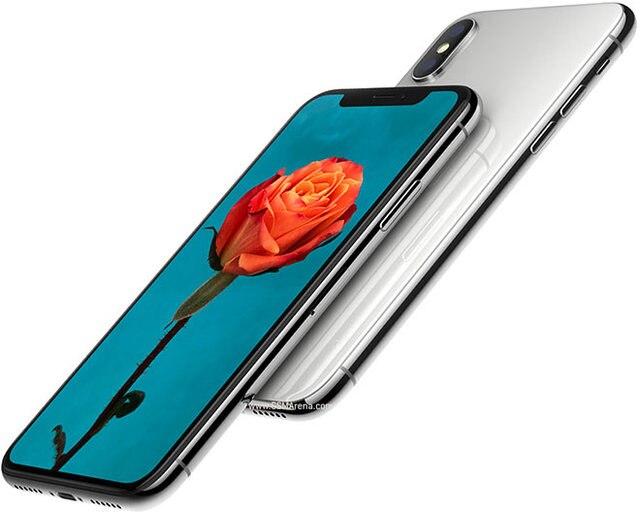 "Apple iPhone X 5.8"" IOS RAM 3GB ROM 64/256GB Face ID A11 Bionic 4G LTE Hexa Core 12MP Original Unlocked Smartphone Cell Phone 5"