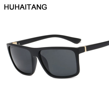 Luxury Retro Square Big Sunglasses Men High Quality Oversized Frame Sun Glasses For Women Brand Designer Mens Sunglass