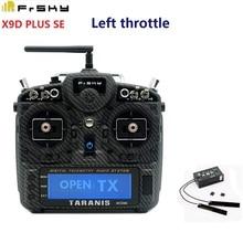 Hoge Kwaliteit Frsky Taranis X9D Plus Se 2.4G 16CH Zender Speciale Editie W/M9 Sensor Water Transfer Case voor Rc Model