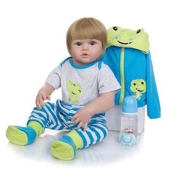Кукла-младенец KEIUMI 23D176-C11 5