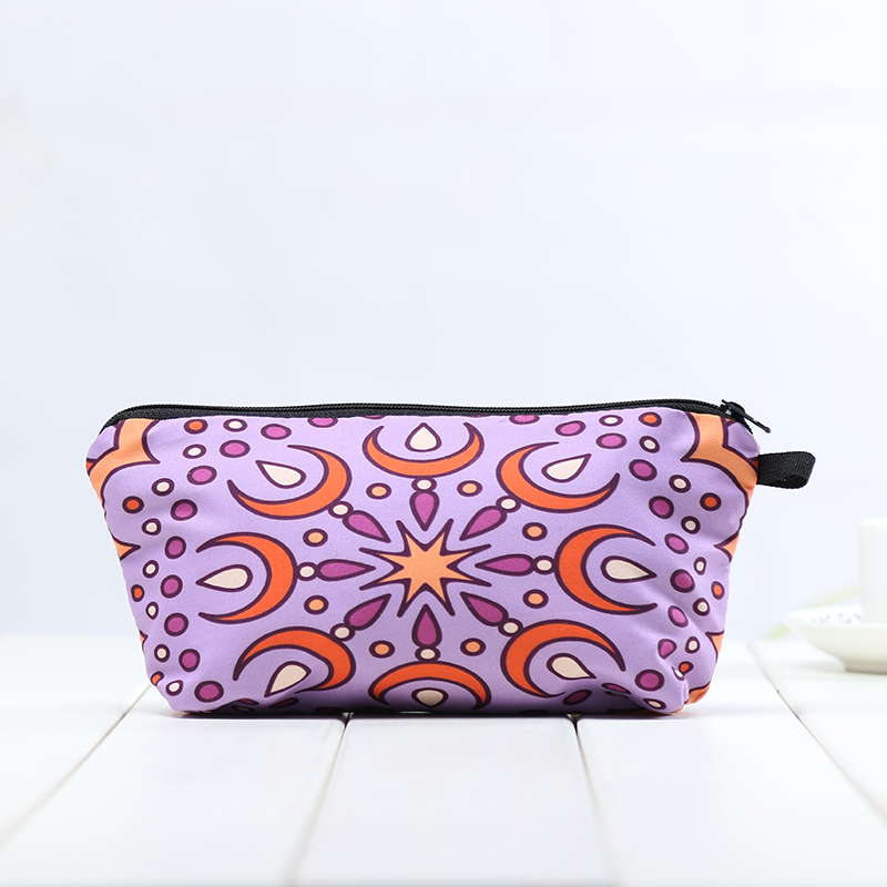 Cosmetic Bag Fashion Women Brand Makeup Bags Cute Small  Bag Headset Bag Small Candy Cosmetic Bags 3D Digital Printing New Phone
