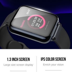 Image 4 - Women Smart Watch Color Screen IP67 Waterproof For Iphone Smartwatch Heart Rate Monitor Blood Pressure Functions Sports Watches