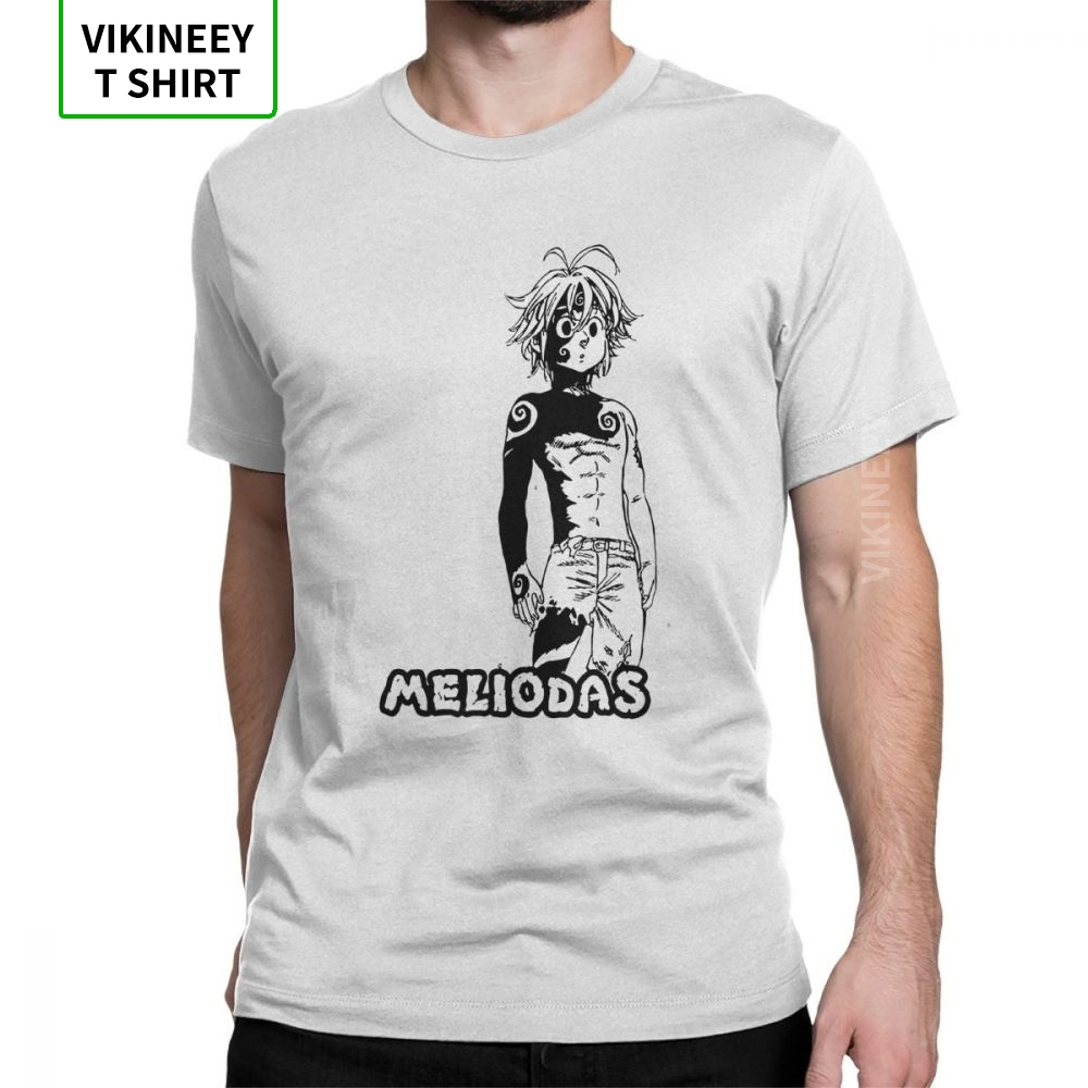 Cotton Dragon Sins of Wraith Seven Deadly Sins Anime Boys Girls T Shirts Youth Unique Tees Black