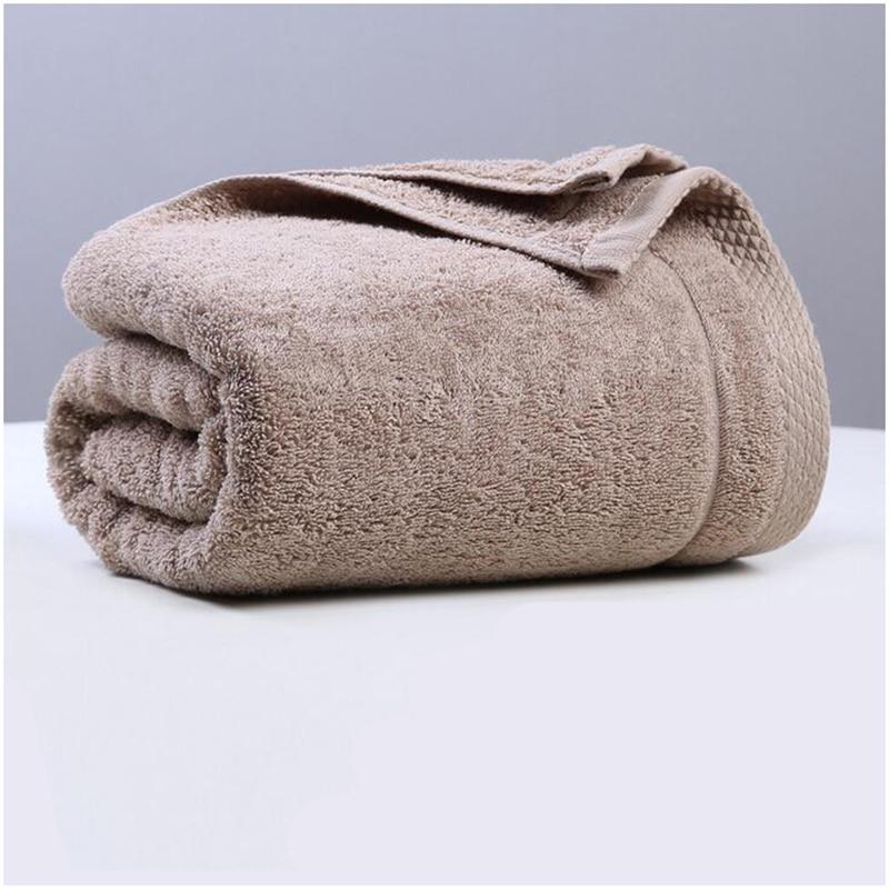 Image 4 - Towel   Super Soft 100% Cotton Machine Washable Large Bath Towel (140 cm x 70 cm) Super Absorbent Towel   Luxurious Bath TowelBath Towels   -