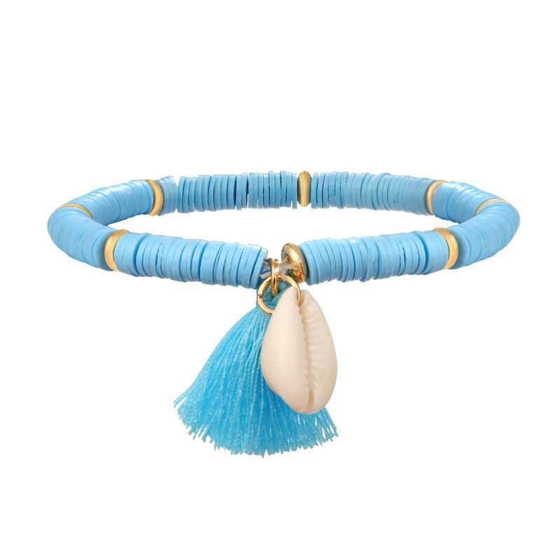 ZOSHI Dell'annata Charming Tibetano Catena In Argento Della Farfalla rotonda Blu perline di Pietra dei monili del braccialetto per le donne 2017 Boho All'ingrosso