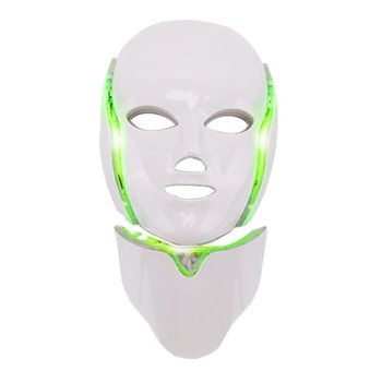 7 Colors Led Facial Mask Household Spectrometer Face Machine Light Therapy Acne Neck Beauty