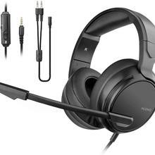 NUBWO N2/N7/N12 PS4 Headset Gamer Over ear Gaming Headphone