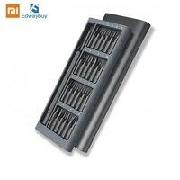 Kit di cacciaviti di precisione originali Xiaomi Mijia Wiha 24 in 1 60HRC punte magnetiche Set di strumenti di riparazione per cacciaviti Kit di casa intelligente
