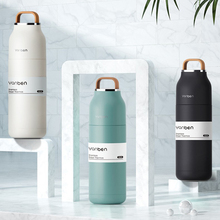 350ml Double-wall Insulated Vacuum Flask Stainless Steel Heat Thermos For Sport Water Bottles Portable Thermoses 500ml fashion bullet vacuum flask stainless steel thermos portable vacuum insulated water bottle sport thermal thermos flask