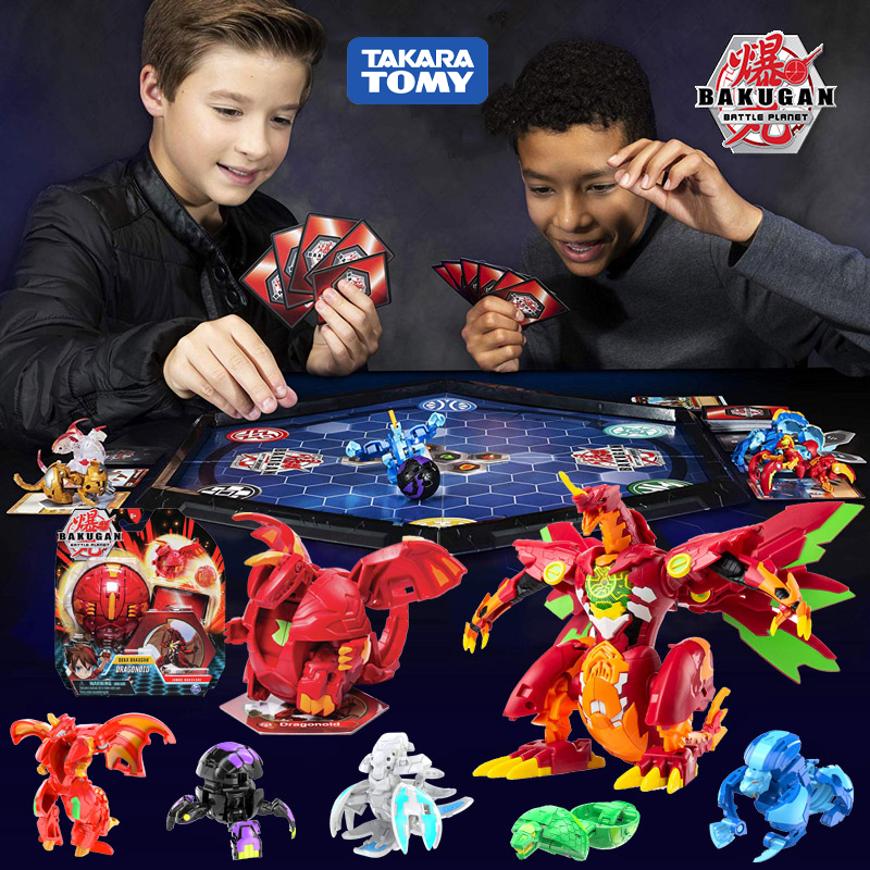 TOMY BAKUGAN Original Transformations Gyro Bey Blade Toupie Metal Fusion With Monster Ball Athletics Action Figure Kid Toy Gift