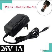 252 v 1000ma 1a 55*21 мм универсальный ac dc адаптер питания