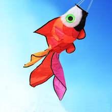 Декоративные радужные рыбные воздушные змеи, ветрозащитные носки для стирки, воздушный змей из полиэстера, ветрозащитные носки для сада, двора, кемпинга, детские игрушки