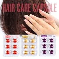 Sevich Hair Vitamin Keratin Complex Oil Smooth Silky Serum Moroccan Oil for Repair Damaged Hair Anti Hair Loss Care 4