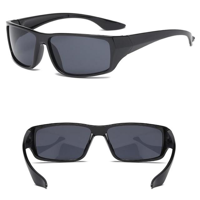 Anti-Glare Night Vision Driver Goggles Night Driving Enhanced Light Glasses Fashion Sunglasses Goggles Car Accessries 5
