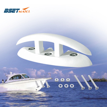 5inch  Nylon Sailboats Flip Up Folding Pull Up Cleat Dock Deck Boat marine Kayak hardware Line Rope mooring Cleat accessories