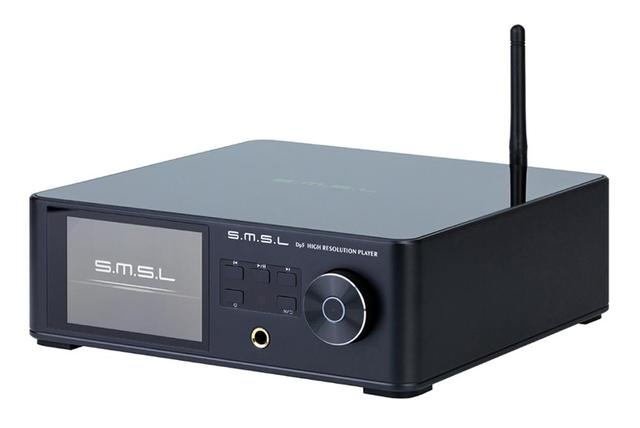 SMSL DP5 High Fidelity Network Music Player  6