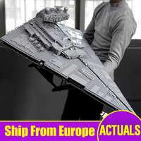 81098 05027 star brinquedos guerras compatível com legoing 10030 e 75252 imperial star destroyer blocos de construção crianças presentes natal