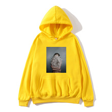 Dream catching male and female students thermal transfer beauty printed clothes men women hoodies tops
