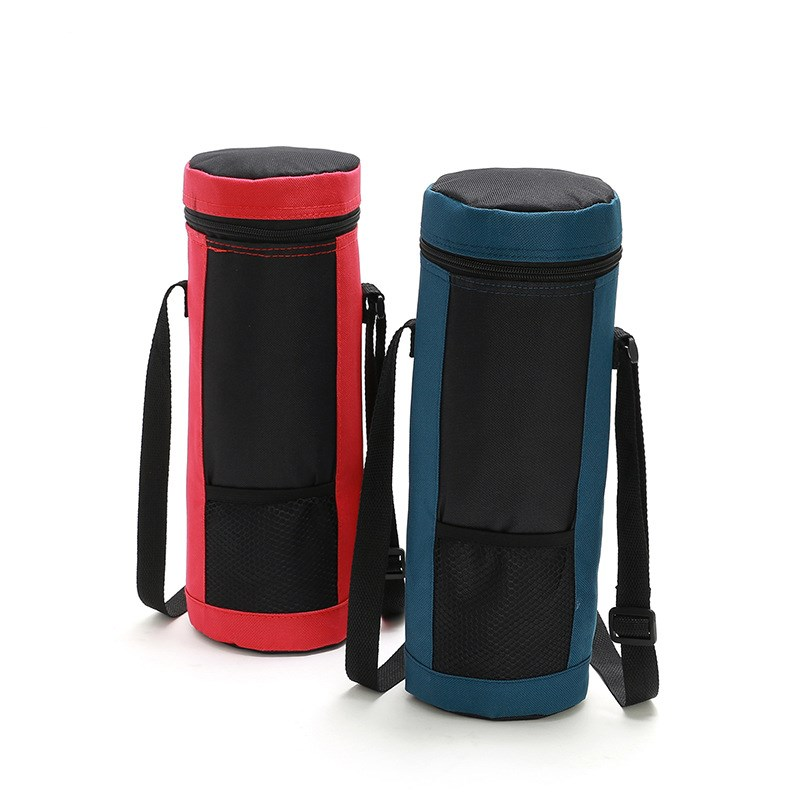 Oxford Cooler Bag For Bottle Waterproof Thermal Cans Bag For Women Kids Lunch Box Keeping Drink Wine Fresh Insulated Bottle Bag