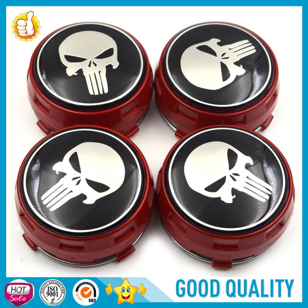KIT 4 CAPS BADGE CENTER CAP OZ WHEELS 54mm NEW GENUINE M582